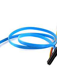 Hard Disk  SAS Cable 29P to 1* SATA 7P Cable 70cm