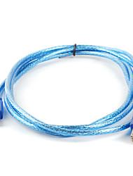 USB 2.0 AM / BM cable de 1.8m equipo escáner de la impresora