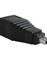 1394 9-Pin Female to 4-Pin Male Adapter Convertor