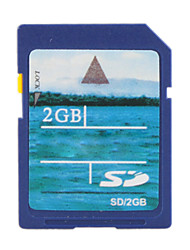 2gb di memoria sd card