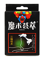 реквизита трюк магии магия kitmagic собрать три веревки