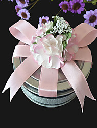 6 Piece/Set Favor Holder-Cylinder Tins Favor Boxes Favor Tins and Pails Non-personalised