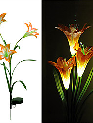 Solar LED Flower Light(CIS-28077)