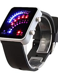 banda 29 orologio da polso LED in silicone