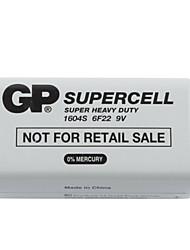 1604s 9v gp batteria ad alta capacità per il telefono cordless e più
