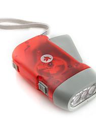 portable torche 3 super presse lumineux main flash LED lampe torche de lumière
