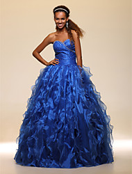 Prom / Formal Evening / Quinceanera / Sweet 16 Dress - Apple / Hourglass / Inverted Triangle / Pear / Rectangle / Plus Size / Petite /