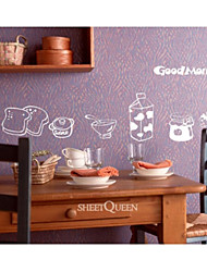 Morning Decorative Wall Sticker(0565-1105056)