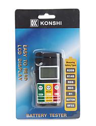 """1.2 """"LCD Digital testeur de batteries de haute précision"""