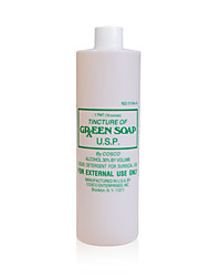 Top Quality 16OZ Green Soap