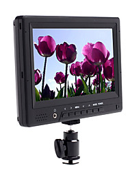 7 inch lcd hd dslr monitor (1080p, HDMI IN OUT +)