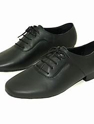 натуральная кожа верхних танцевать бальные туфли современной обуви для мужчин больше цветов