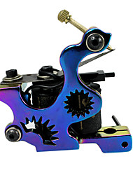 3 Cast Iron Tattoo Machine Tattoo Kit with LCD Power