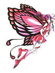 5 Pcs Angel Waterproof Temporary Tattoo(6m*6cm)