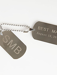 Personalized Women Titanium Necklace Anniversary/Wedding/Engagement/Birthday/Gift/Party/Special Occasion