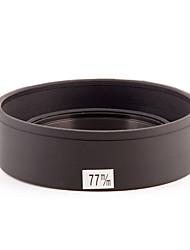 Kamera Gegenlichtblende (Gummi) 77mm