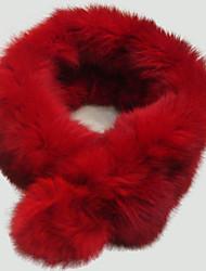 ts coelho cor de pele cachecol círculo (60cm) (cores mais)