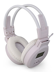 High Quality MP3 Headphone from SD/MMC card(White)