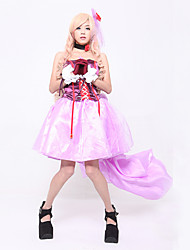 Cosplay Costume Inspired by Macross Frontier - Episode 25 Final Battle Sheryl Nome