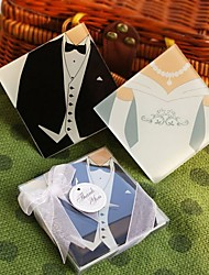 Bride and Groom Coasters (Set of 2)