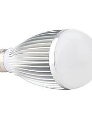 Ampoules Globe Blanc Chaud B E26/E27 7 W 7 LED Haute Puissance 700 LM K AC 85-265 V