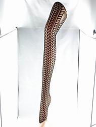 TS Wheat Pattern Pantyhose