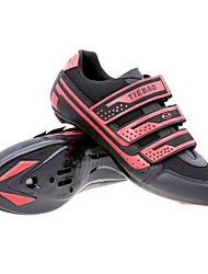 Radweg spd Schuhe mit Fiberglas Sohle und PVC Obermaterial kann die Kompatibilität spd Blick spd-r spd-sl