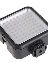 64-led video professionale per videocamera DV illuminazione dslr