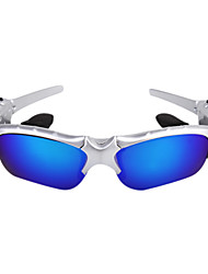 Sunglasses with 2GB MP3 Player and Bluetooth Silver
