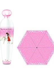Scent-bottle Umbrella - Simply Love