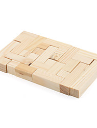 Smooth Speed Cube Magic Board Magic Cube Wood