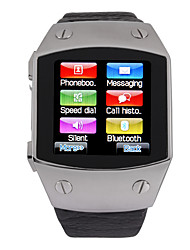 k355 - 1,6 pouces de mobile montre (bluetooth fm)