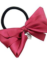 Retro Japanese Bow Hair Tie