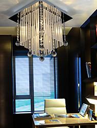 Lámpara Chandelier de Cristal con 8 Bombillas - ENGELSKIRCHEN