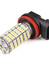 120 LED h8/h11 antibrouillard voiture, 2pcs
