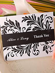 Thank You Card - Renaissance (Set of 50)