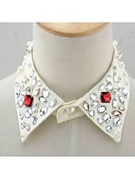 Women's Precious Stone Collar Necklace
