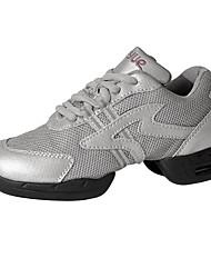 Leatherette Modern Dance Sneakers For Women/Men/Kids (More Colors)