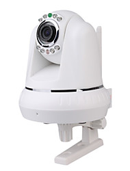 M-JPEG Wireless PTZ Indoor IP Camera with Night Visioin and IR-CUT