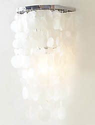 Stylish Wall Light with 1 Light in Warm White