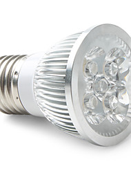 4 W 4 High Power LED 360 LM Natural White LED Spotlight AC 85-265 V