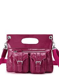 bolsos externos com zíper saco crossbody (30cm * 23cm * 5cm)