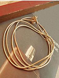cobra pulseira de ouro óssea