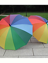 Rainbow Open Stockschirm