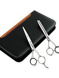 Household Hairdressing Hair Cutting Thinning Shears Scissors Set