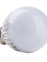 E27 5W 450LM 6000K Natural White Light LED Ball Bulb (85-265V)