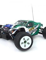 1/18 rc 370 elektrisk drevet sacker RTR monster truck (yx00474)