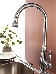 Centerset Kitchen Faucet (More Finish Options)
