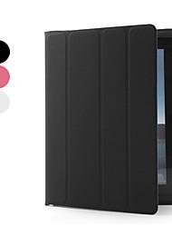 Супер тонкий чехол для Apple The New iPad с функцией автосна