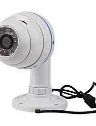 700 TVLine IR  Vandalproof Dome Camera with 20 Meters IR Distance + Double Glasses